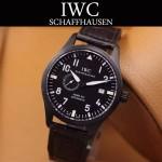 IWC-071-015 萬國馬克系列瑞士ETA2824-9點位機芯男士腕表