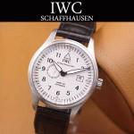 IWC-071-06 萬國馬克系列瑞士ETA2824-9點位機芯男士腕表