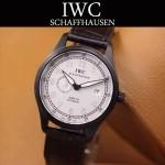 IWC-071-012 萬國馬克系列瑞士ETA2824-9點位機芯男士腕表