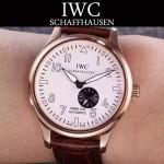 IWC-072-01 萬國新版飛行員馬克系列進口瑞士自動機械機芯腕表