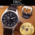 IWC-071-010 萬國馬克系列瑞士ETA2824-9點位機芯男士腕表