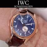 IWC-072-02 萬國新版飛行員馬克系列進口瑞士自動機械機芯腕表