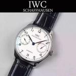 IWC-070-02 萬國葡萄牙7日鏈升級版定制版瑞士Cal.51011全自動機芯腕表