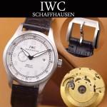 IWC-071-011 萬國馬克系列瑞士ETA2824-9點位機芯男士腕表