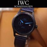 IWC-071-014 萬國馬克系列瑞士ETA2824-9點位機芯男士腕表