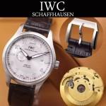IWC-071-09 萬國馬克系列瑞士ETA2824-9點位機芯男士腕表