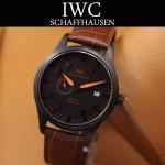 IWC-071-013 萬國馬克系列瑞士ETA2824-9點位機芯男士腕表