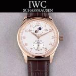 IWC-073 萬國葡萄牙l544401系列瑞士2824多功能自動雕花機芯男士腕表