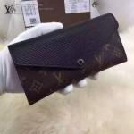 LV M60506-03 專櫃時尚新款原版皮水波紋牛皮錢包