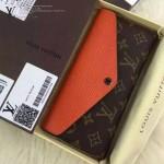LV M60499-01 專櫃時尚新款原版皮水波紋牛皮錢包