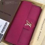 LV M60861-01 專櫃時尚新款原版皮小牛皮女式錢包