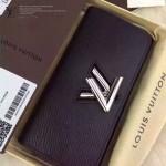 LV M6117N-02 專櫃新款Twist轉瑣配小牛皮原版皮系列手拿錢包
