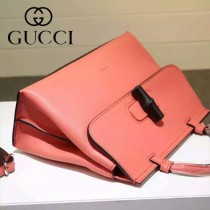 GUCCI 370831-02 專櫃時尚新款全智賢同款小號全皮提斜背包