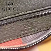 GUCCI 392013 專櫃時尚新款全智賢同款中號全皮提斜背包
