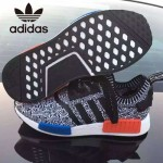 Adidas-13 阿迪達斯Runner Primeknit爆米花米灰白運動鞋休閒鞋