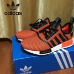 Adidas-14-2 阿迪達斯時尚新款NMD二代紅色運動鞋休閒鞋