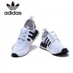 Adidas-15 阿迪達斯時尚新款NMD白黑運動鞋休閒鞋