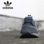 Adidas-22 阿迪達斯時尚新款NMD日文特別紀念版黑色運動鞋休閒鞋