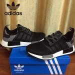 Adidas-14 阿迪達斯時尚新款NMD二代黑色運動鞋休閒鞋