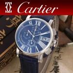 CARTIER-301-07 卡地亞倫敦系列日本石英機芯手表