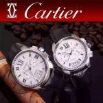 CARTIER-300-09 卡地亞卡歷博系列Calibre De Cartier進口石英腕表
