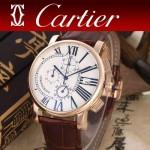 CARTIER-301-016 卡地亞倫敦系列日本石英機芯手表