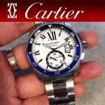 CARTIER-299-01 卡地亞卡利博自動機芯男士潛水系列腕表