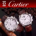 CARTIER-300-08 卡地亞卡歷博系列Calibre De Cartier進口石英腕表