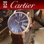CARTIER-301-014 卡地亞倫敦系列日本石英機芯手表