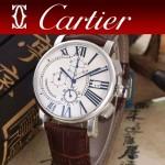 CARTIER-301-09 卡地亞倫敦系列日本石英機芯手表