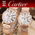 CARTIER-301-06 卡地亞倫敦系列日本石英機芯手表