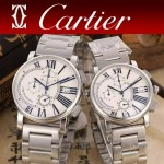 CARTIER-301-03 卡地亞倫敦系列日本石英機芯手表
