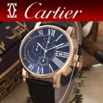 CARTIER-301-08 卡地亞倫敦系列日本石英機芯手表