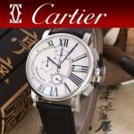 CARTIER-301-011 卡地亞倫敦系列日本石英機芯手表