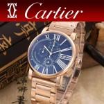 CARTIER-301-05 卡地亞倫敦系列日本石英機芯手表