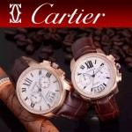 CARTIER-300-010 卡地亞卡歷博系列Calibre De Cartier進口石英腕表