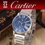 CARTIER-301 卡地亞倫敦系列日本石英機芯手表