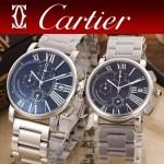 CARTIER-301-01 卡地亞倫敦系列日本石英機芯手表
