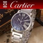 CARTIER-301-015 卡地亞倫敦系列日本石英機芯手表