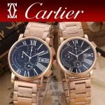 CARTIER-301-04 卡地亞倫敦系列日本石英機芯手表