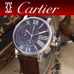 CARTIER-301-010 卡地亞倫敦系列日本石英機芯手表