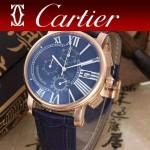 CARTIER-301-012 卡地亞倫敦系列日本石英機芯手表