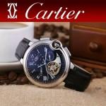 CARTIER-302-010 卡地亞新款礦物質超強鏡面機械機芯男士腕表