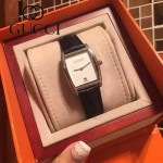 GUCCI-072-01 名媛必備時尚藍寶石鏡面女士手表