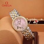 OMEGA-173-011 歐米茄OMEGA碟飛典雅系列進口石英機芯女士腕表