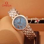 OMEGA-173-01 歐米茄OMEGA碟飛典雅系列進口石英機芯女士腕表
