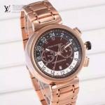 LV-0045-04 路易威登新款進口石英機芯手表