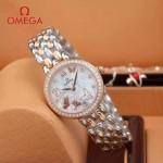 OMEGA-173-07 歐米茄OMEGA碟飛典雅系列進口石英機芯女士腕表