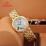 OMEGA-173-015 歐米茄OMEGA碟飛典雅系列進口石英機芯女士腕表