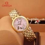 OMEGA-173-014 歐米茄OMEGA碟飛典雅系列進口石英機芯女士腕表